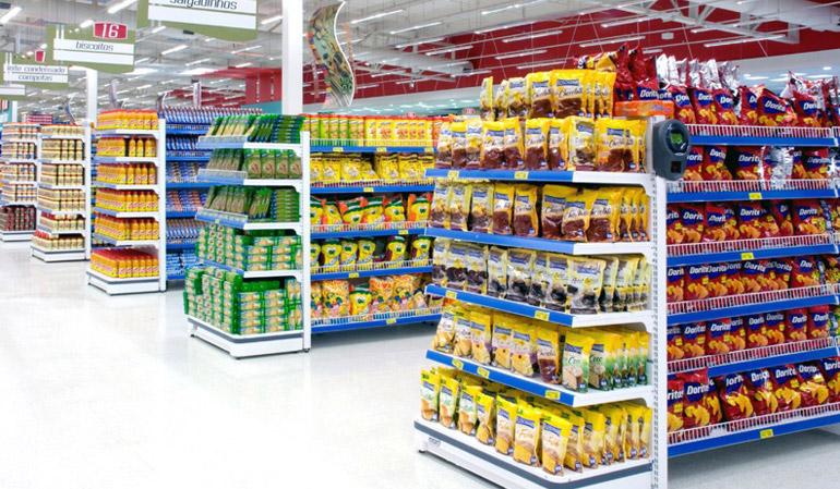 Giá kệ siêu thị Vinatech JSC