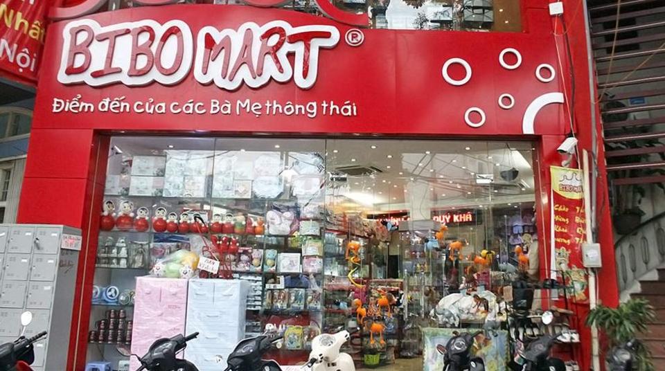 Cửa hàng mẹ và bé tại Quảng Ngãi