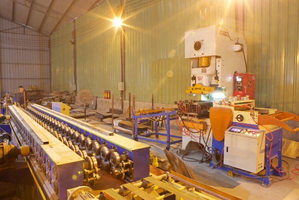 Xưởng sản xuất Vinatech
