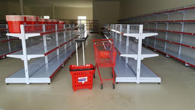 giá kệ siêu thị tại lâm đồng