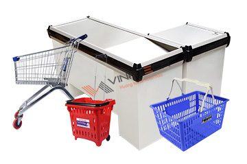 các thiết bị siêu thị