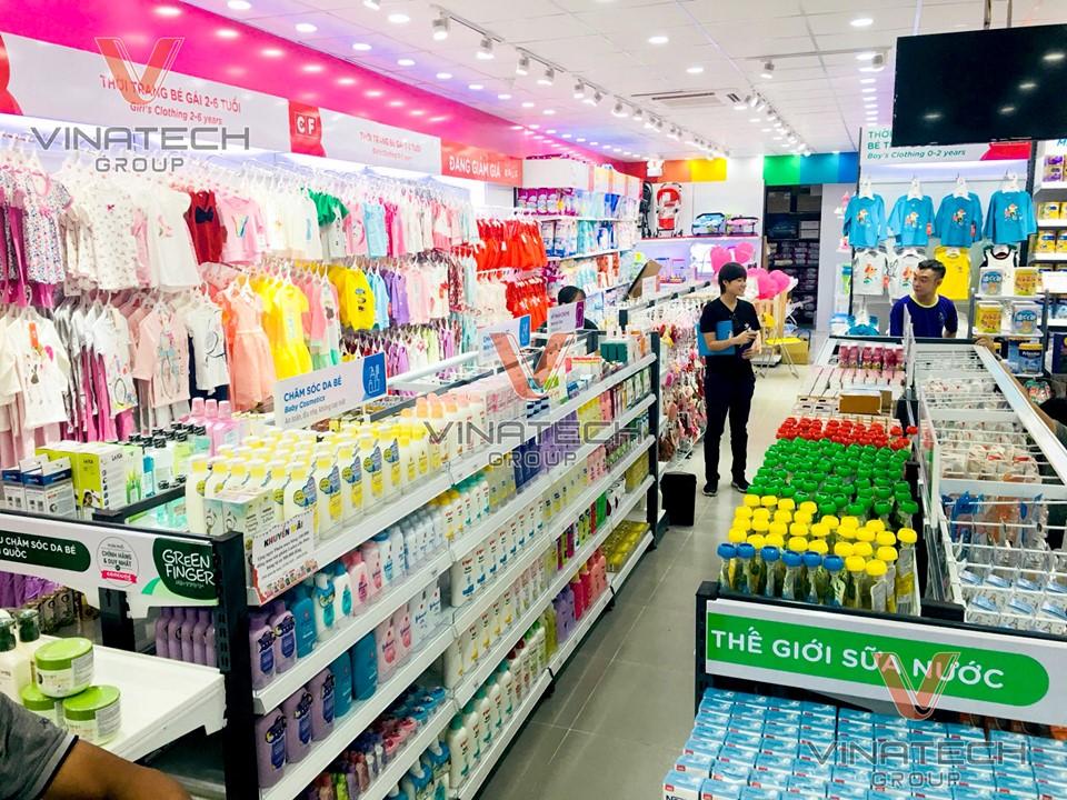 Địa điểm mở cửa hàng tạp hóa lý tưởng là các khu vực đông dân, nhiều người qua lại