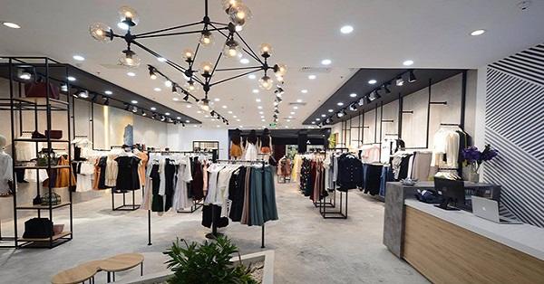 mở cửa hàng thời trang cần bao nhiêu vốn