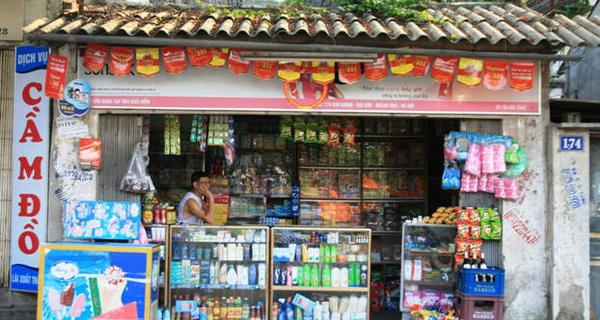 mở siêu thị mini ở nông thôn