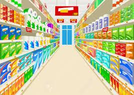 kệ để hàng siêu thị minimart