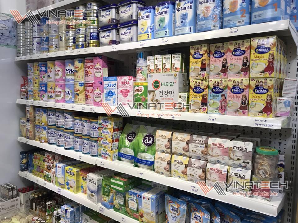 kệ siêu thị mini lai châu