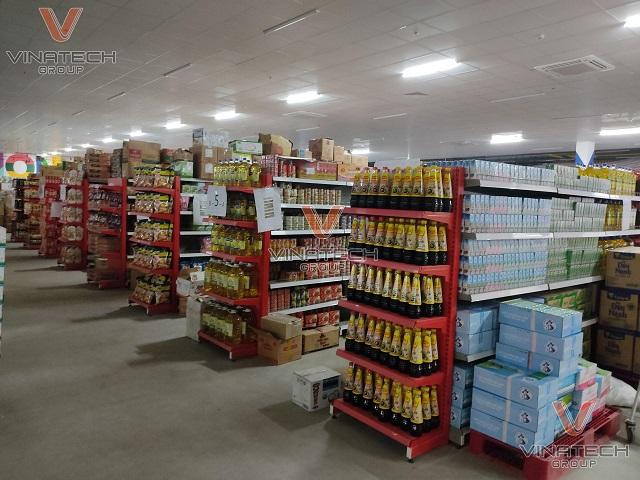 kệ siêu thị dự án go