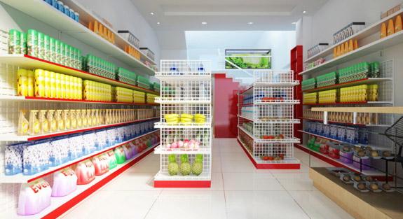 mở 1 siêu thị mini cần bao nhiêu vốn