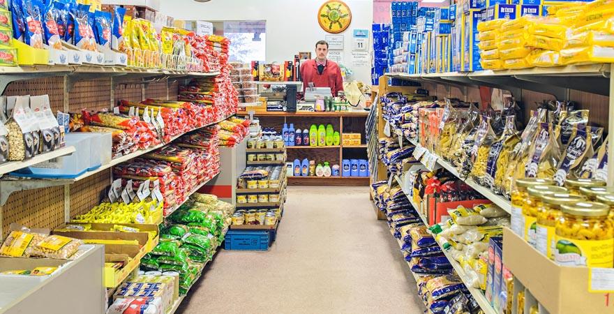 mở siêu thị mini ở nông thôn mới nhất