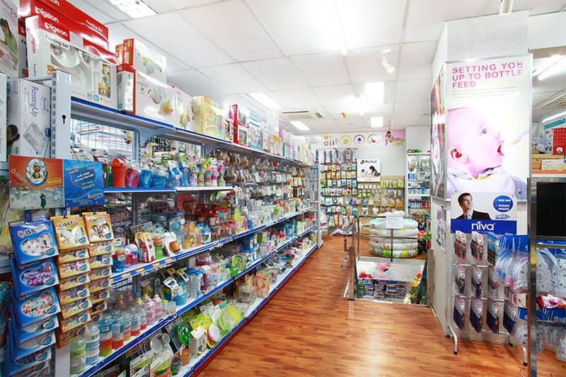 Tư vấn mở cửa hàng tạp hóa ở nông thôn1