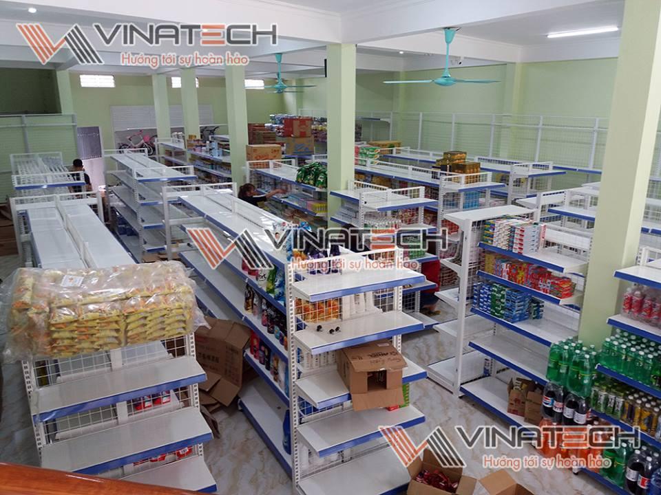 kệ siêu thị Hà Giang