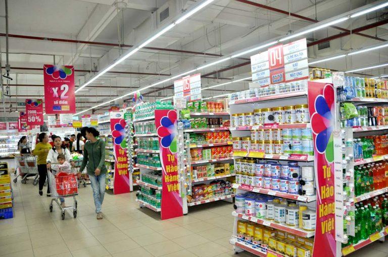 kệ siêu thị giá rẻ tại Lâm Đồng