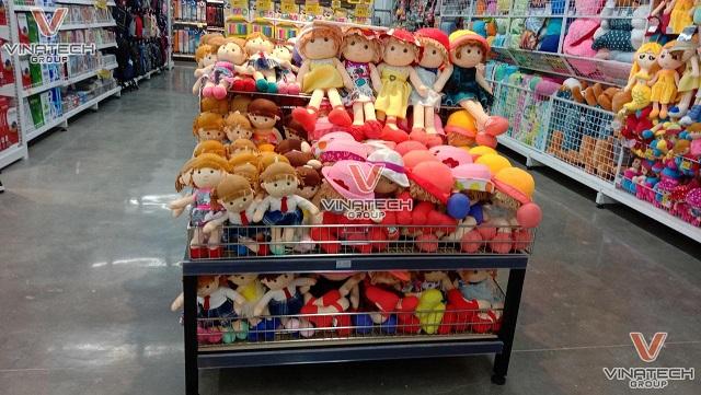 kệ trưng bày đồ chơi trẻ em 2