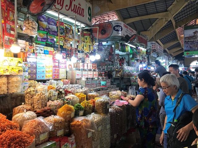 chợ truyền thống