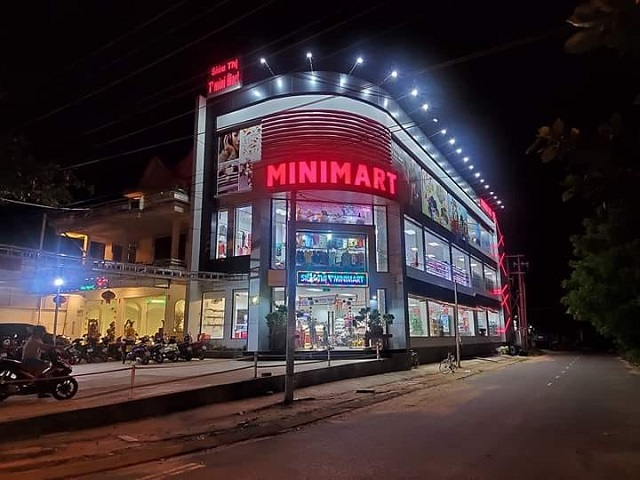 siêu thị T - Minimart