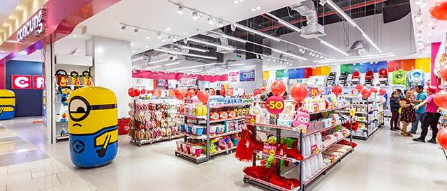 Mở siêu thị tại TPHCM