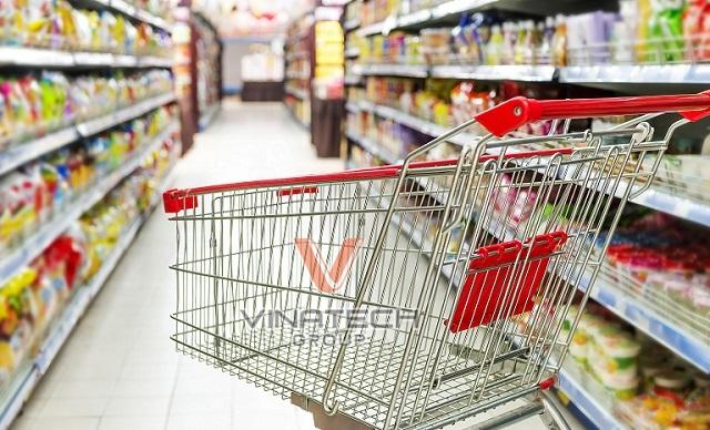 Vinatech là địa chỉ tin cậy hàng đầu trên thị trường thiết bị siêu thị