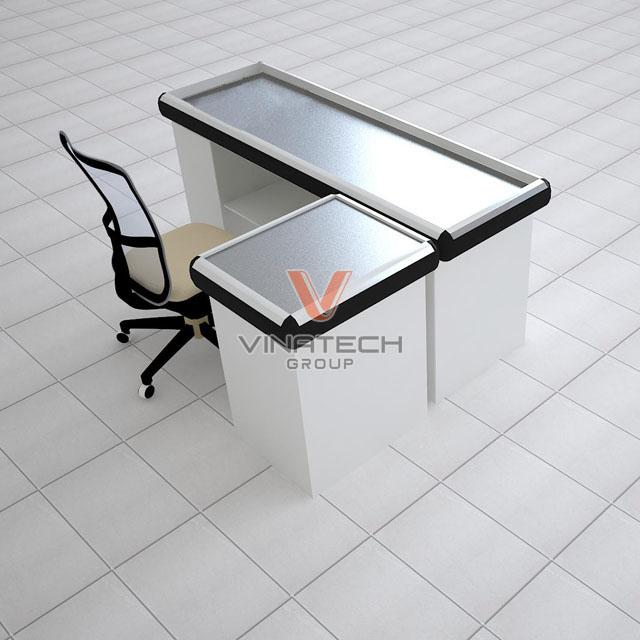 thiết kế bàn thu ngân