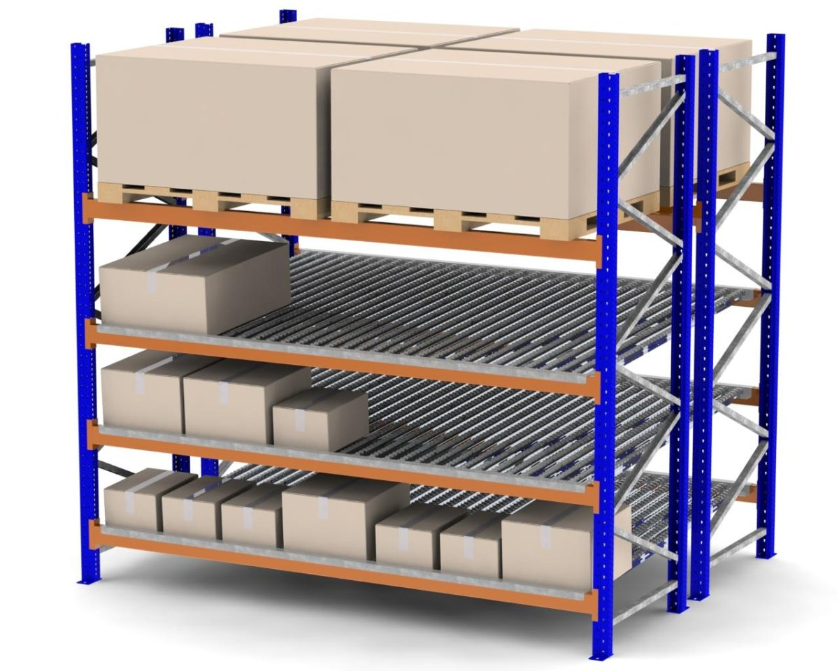 carton-flow-rack