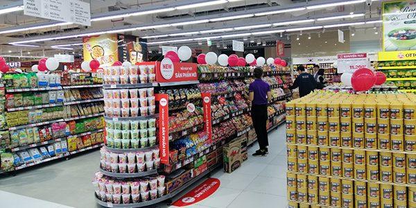 mở siêu thị cửa hàng