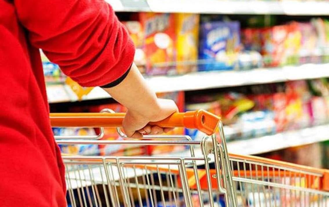 xe đẩy siêu thị cho khách hàng