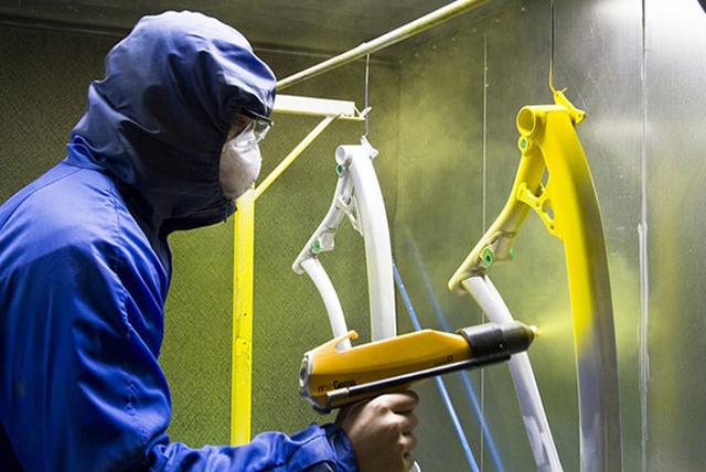 ưu điểm công nghệ sơn tĩnh điện