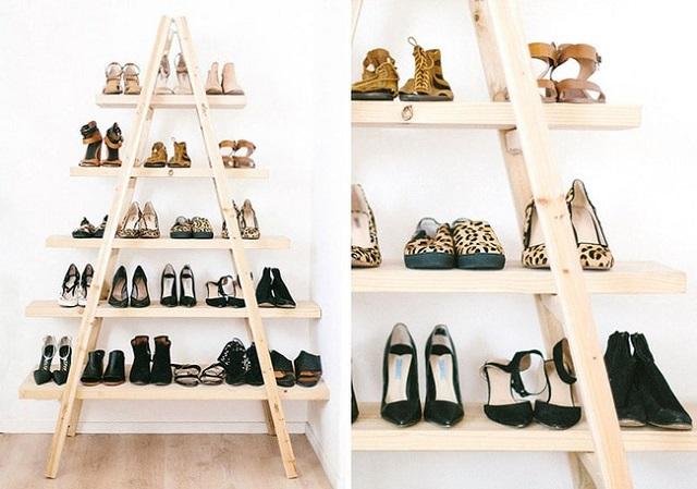 kệ shop giày dép thanh lý