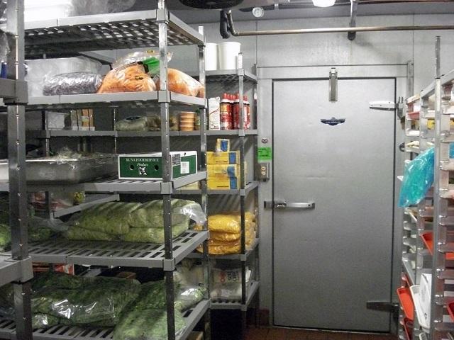 cách quản lý kho thực phẩm