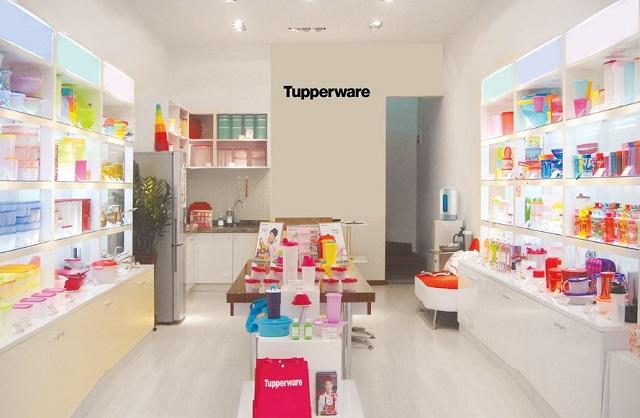 cửa hàng đồ nhựa gia dụng