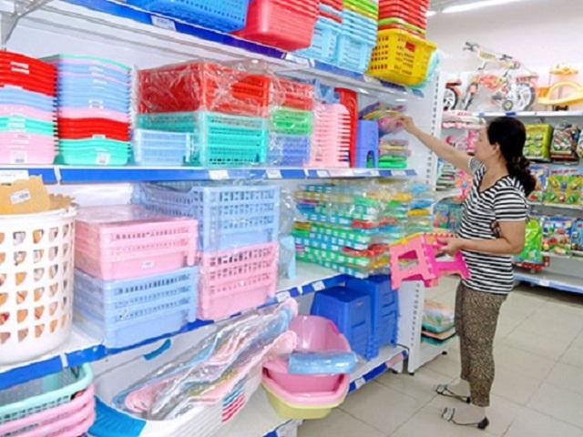 mở cửa hàng kinh doanh đồ nhựa gia dụng
