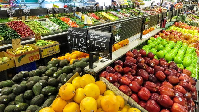 giá thực phẩm sạch