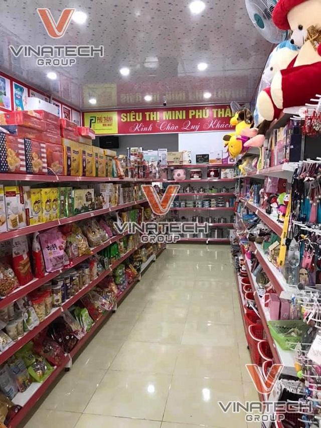 kinh nghiệm mở siêu thị mini ở nông thôn