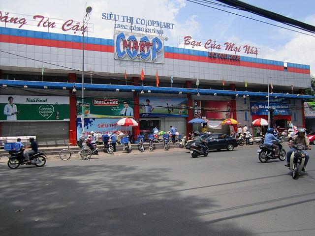 siêu thị coop mart hcm
