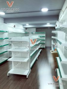 đầu kệ siêu thị