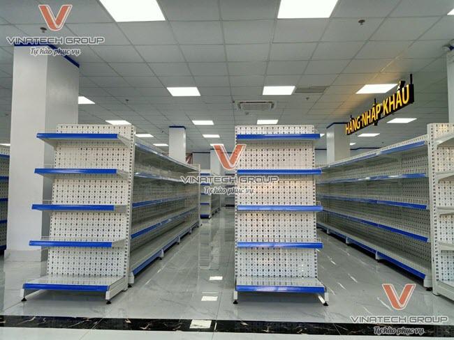 Kệ siêu thị tôn lỗ